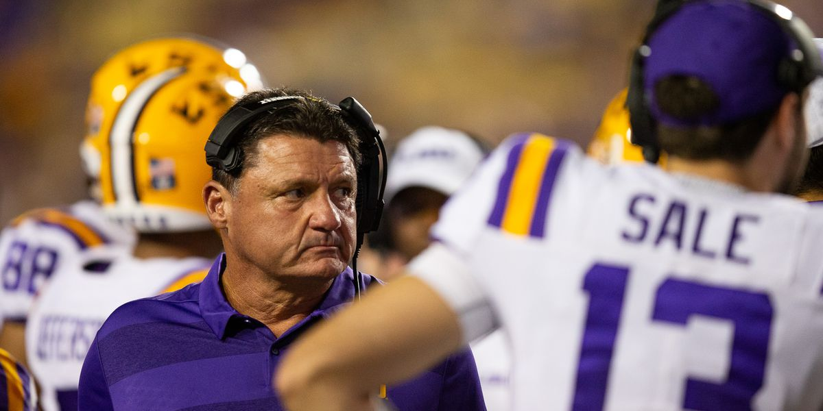 LSU ready to re-focus after sluggish performance