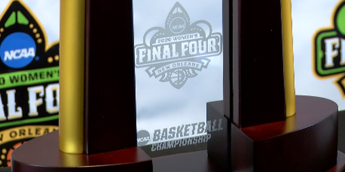 NCAA Women's Final Four comes to New Orleans for historic fourth time