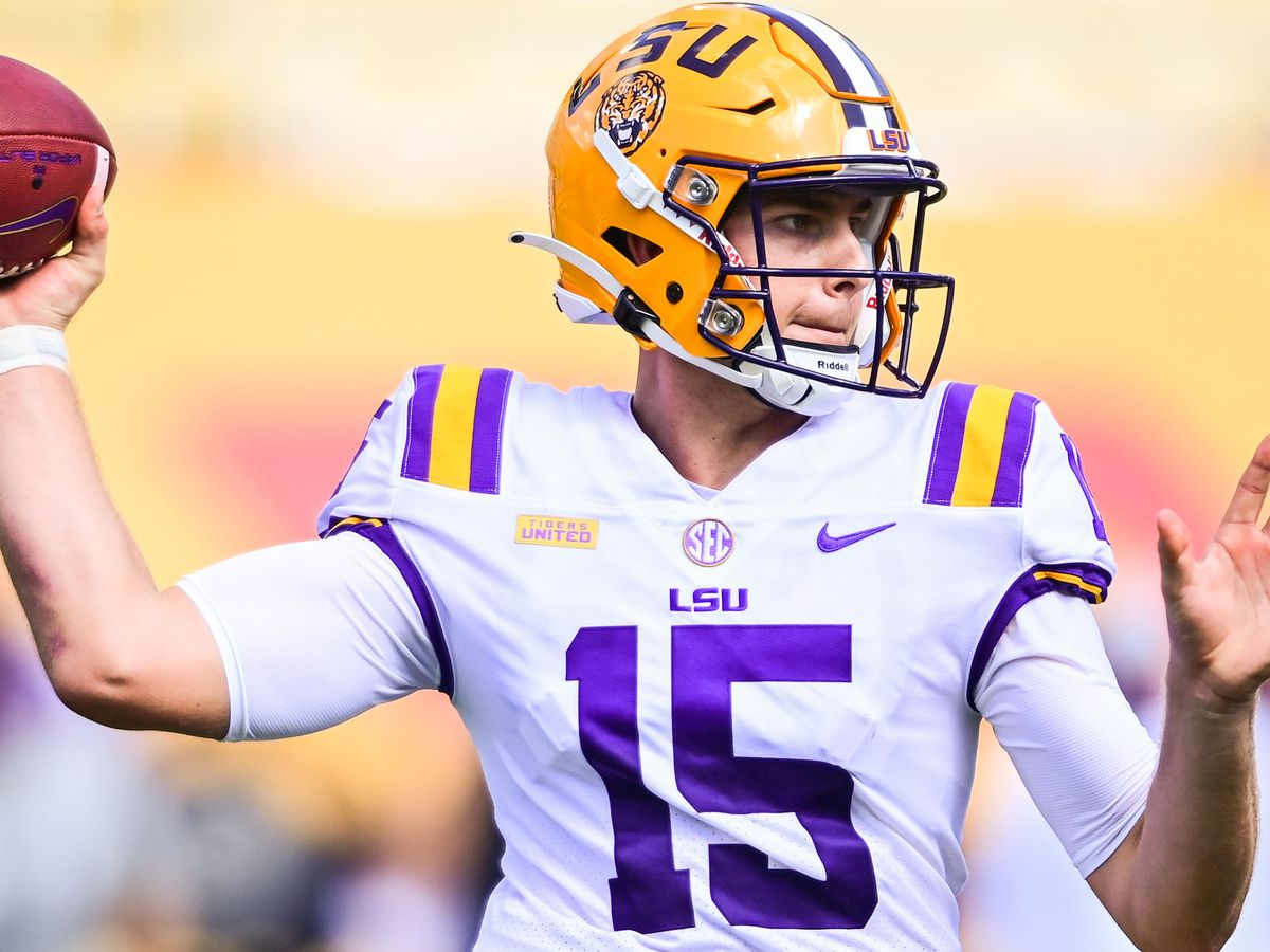 'We got punched in the face' - LSU offense looks to improve from Week 1 performance