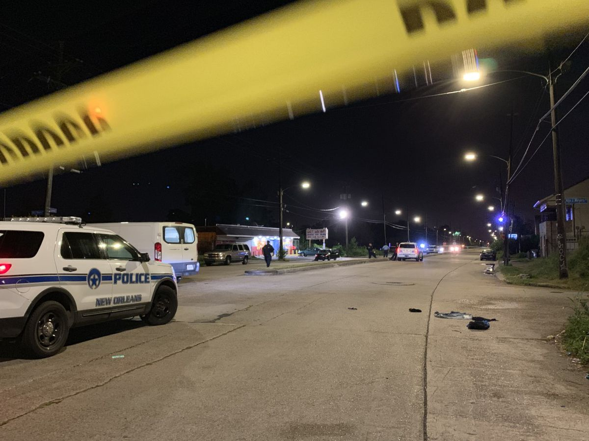 NOPD: 1 killed in Desire double shooting, 13 total gunshot victims since Friday night