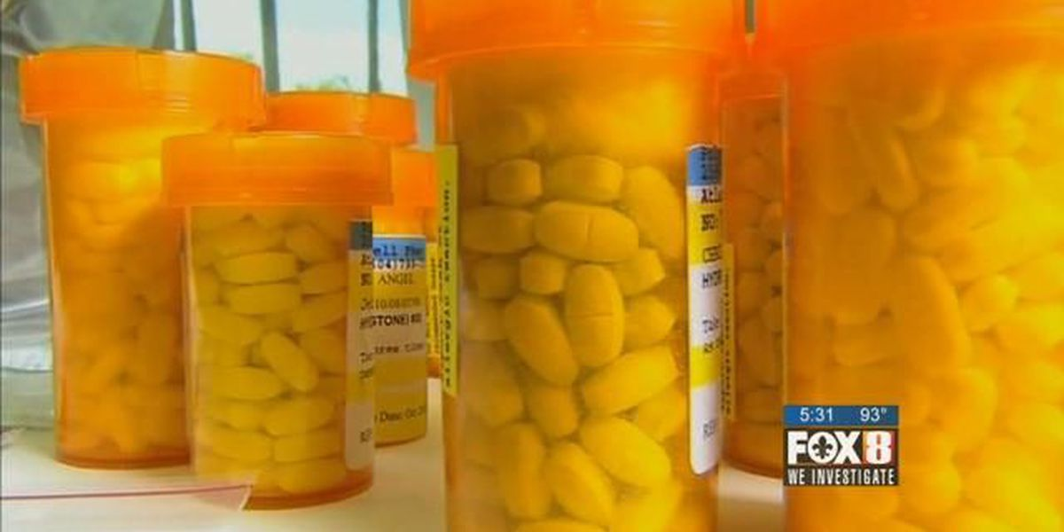 Groups to collect old prescription drugs for proper disposal