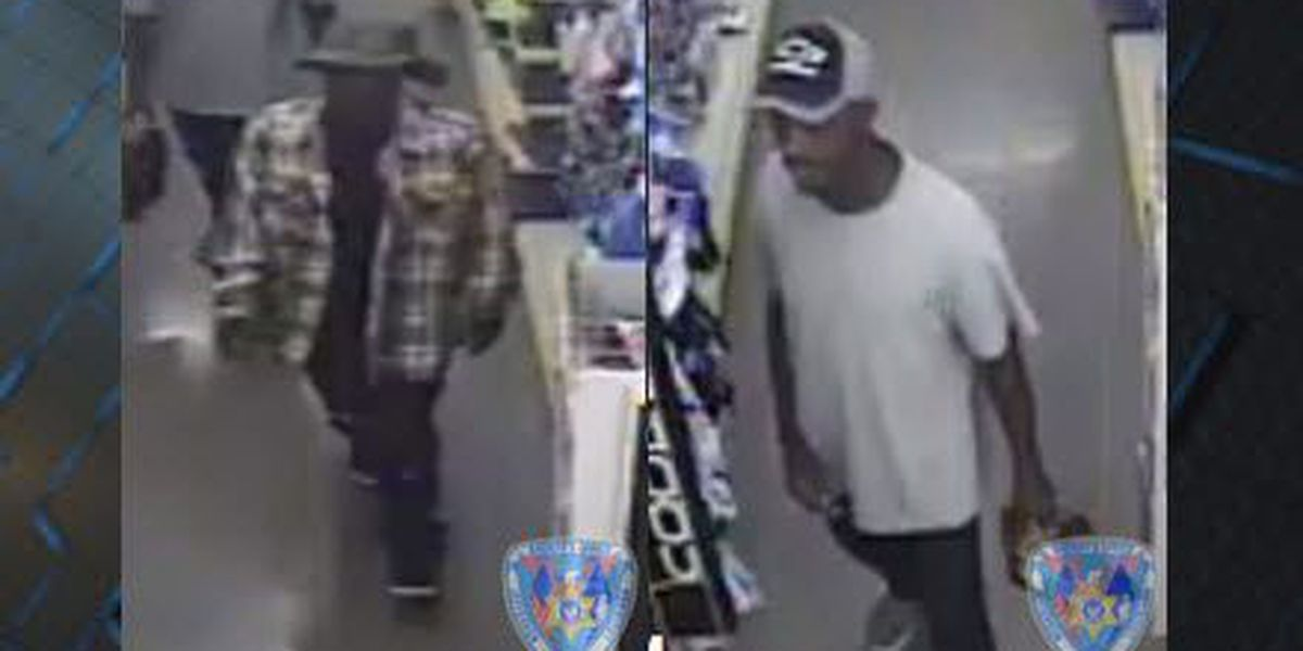 JPSO seeks pair wanted for Dollar Store armed robbery