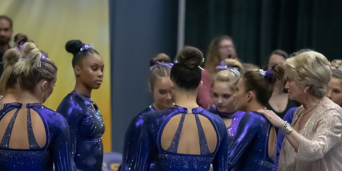 No. 4 LSU gymnastics travels to Arizona