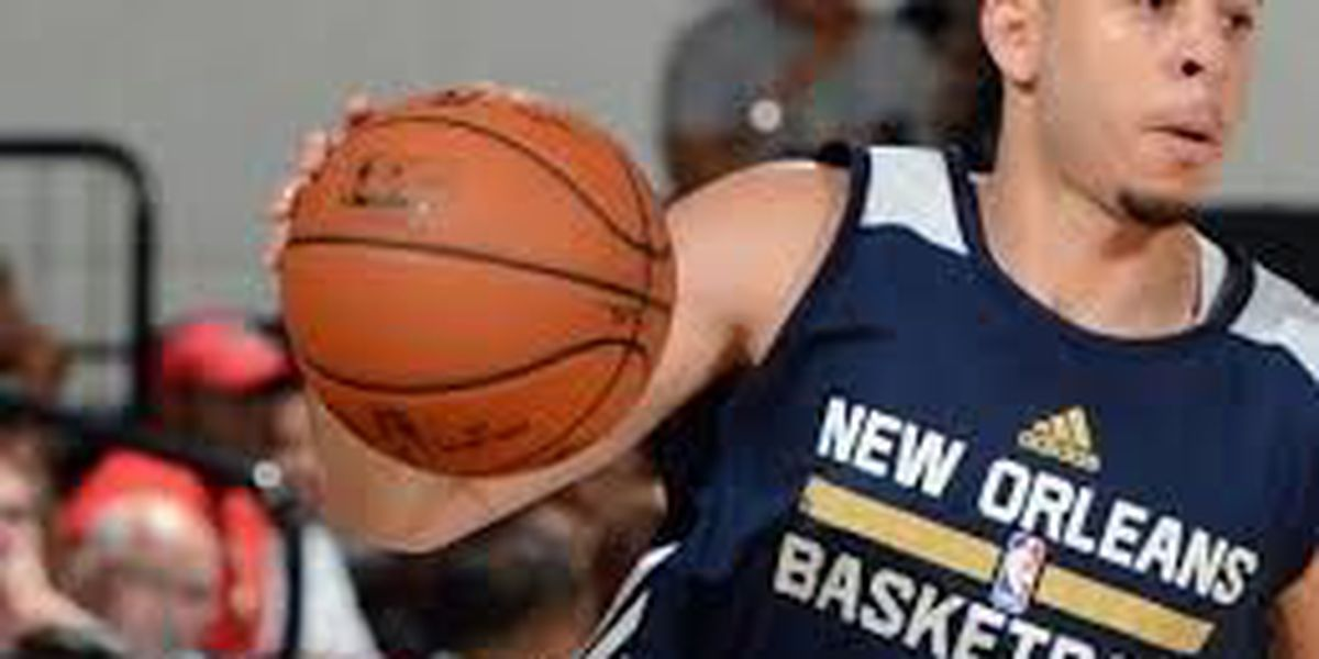 Seth Curry shines in Pelicans summer league