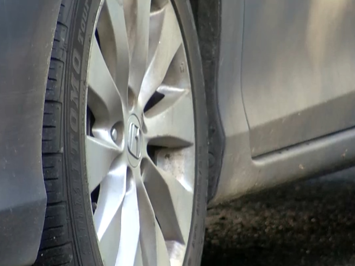 Three suspects accused of targeting elderly victims in tire scam