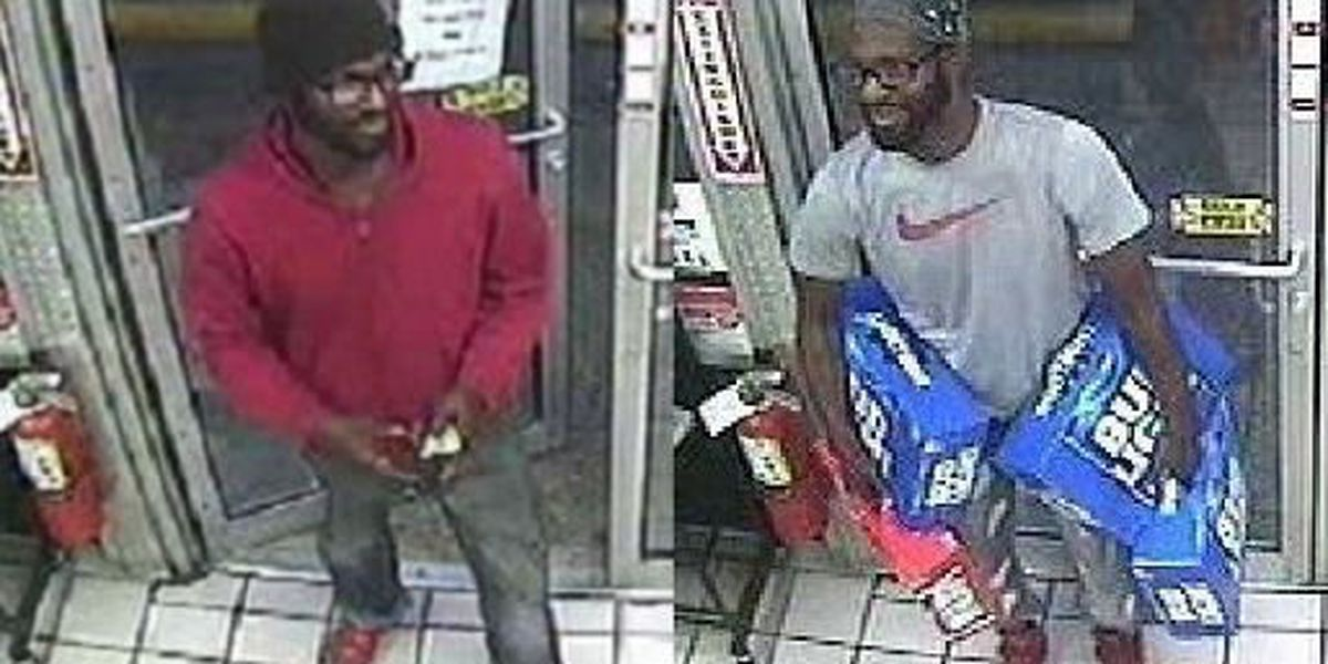 Police: Beer bandit makes good on his escape