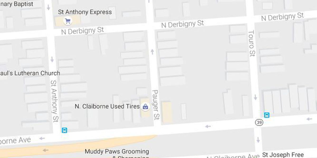 Couple robbed of cash, jewelry in the Seventh Ward