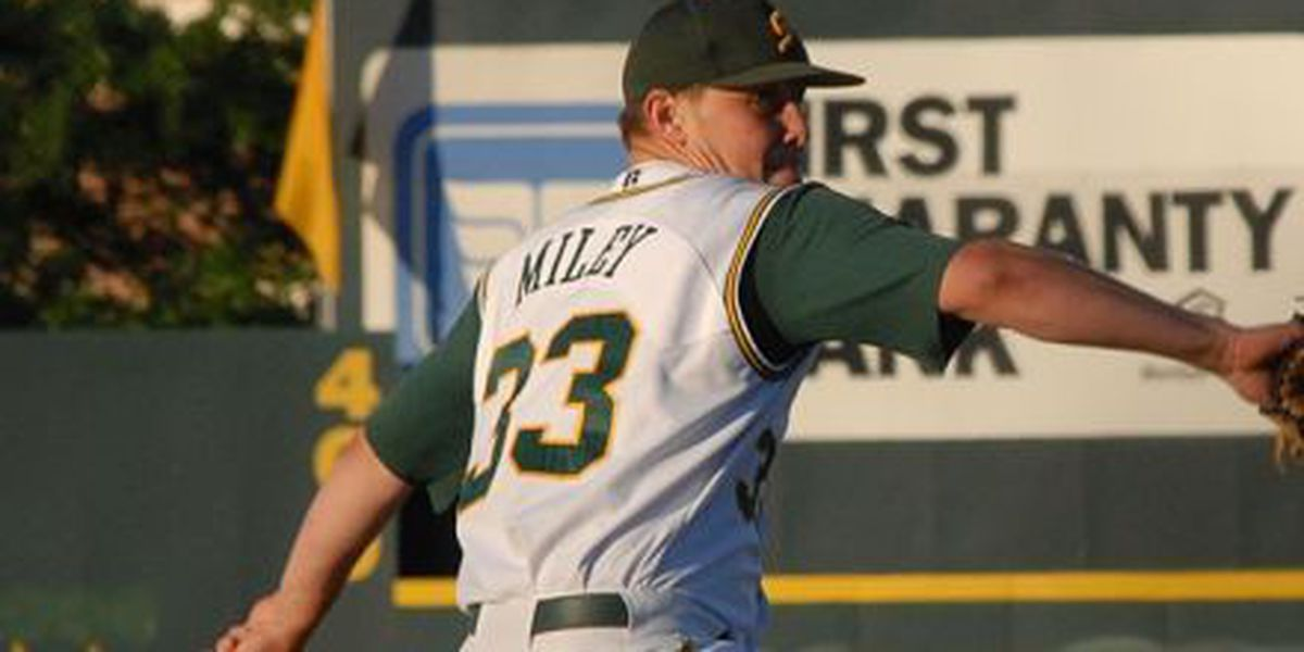 Southeastern to honor Wade Miley with retired jersey ceremony