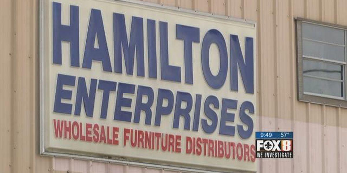FOX 8 Defenders: More questions surround Chalmette business