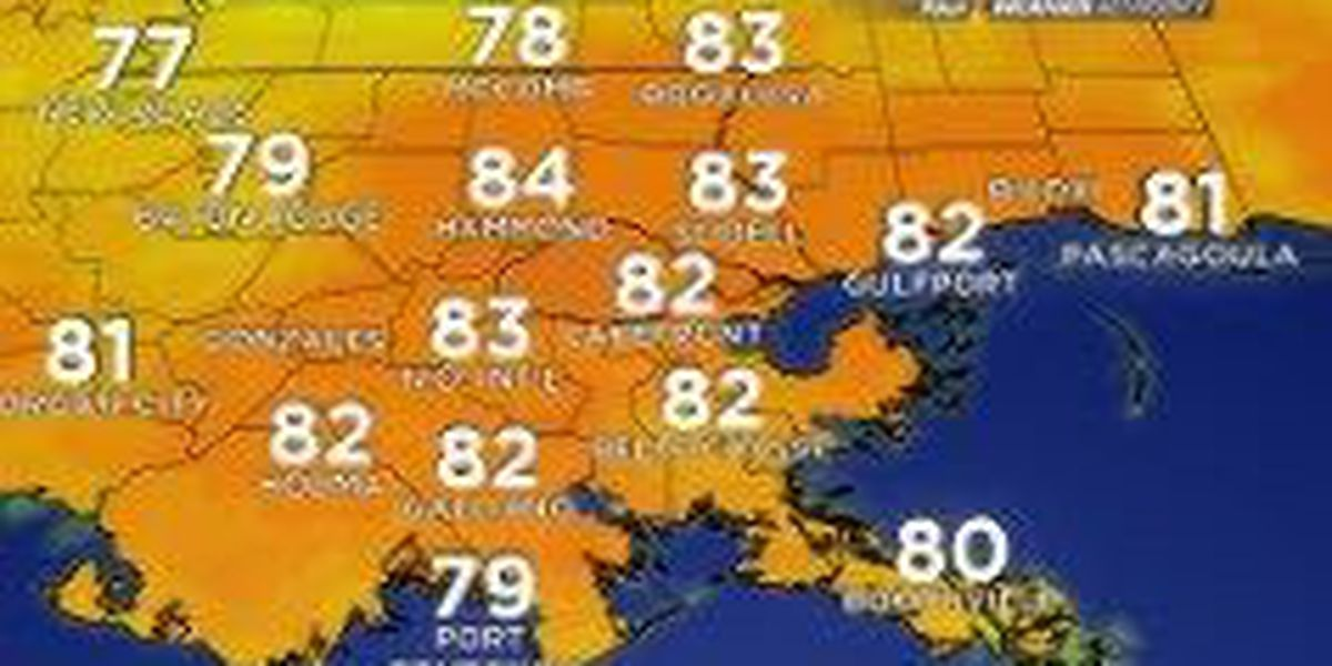 David: Cold front expected, Tuesday night
