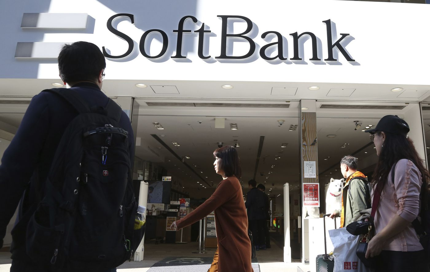 Japan's SoftBank invests in US office space-sharing WeWork