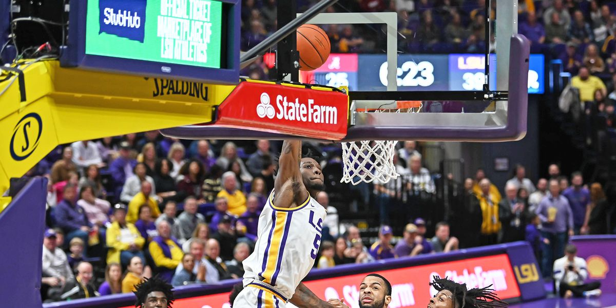 LSU sophomore F Emmitt Williams declares for 2020 NBA Draft