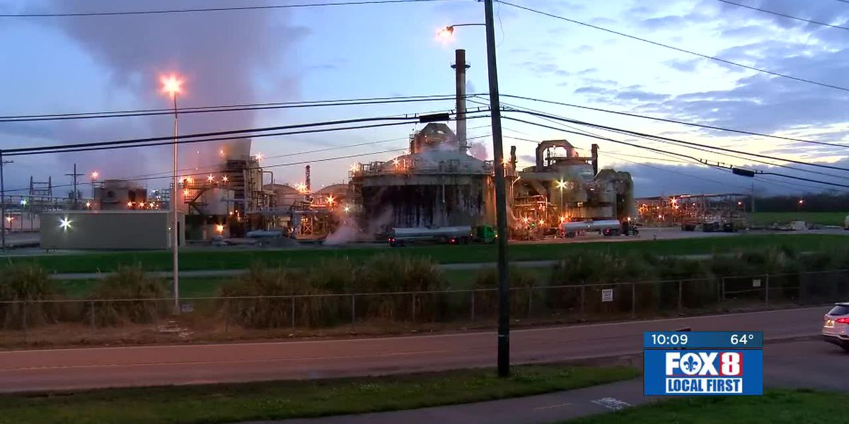 Jefferson parish council members to consider resolution to block cyanide plant expansion