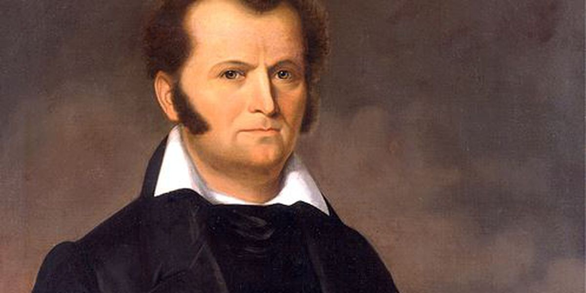 Heart of Louisiana: Jim Bowie