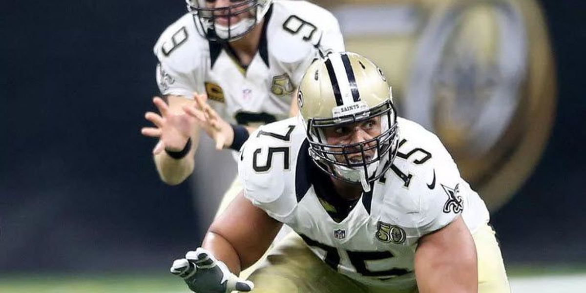 Ranking the Saints: #10 Andrus Peat
