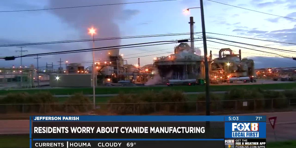 Report: West Bank cyanide plant would lose Jefferson's OK under new Parish Council resolution