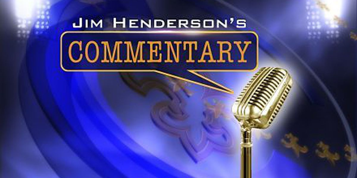 Jim Henderson's Commentary: Panthers crush the Saints