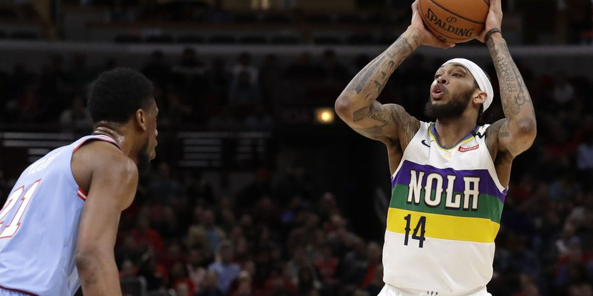Brandon Ingram wins NBA most improved player