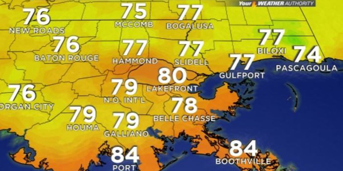 Your Weather Authority: Another wet day ahead