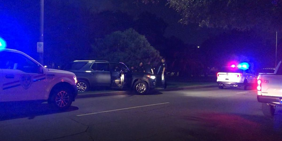 Stolen vehicle chase involving JPSO ends in Lakeview