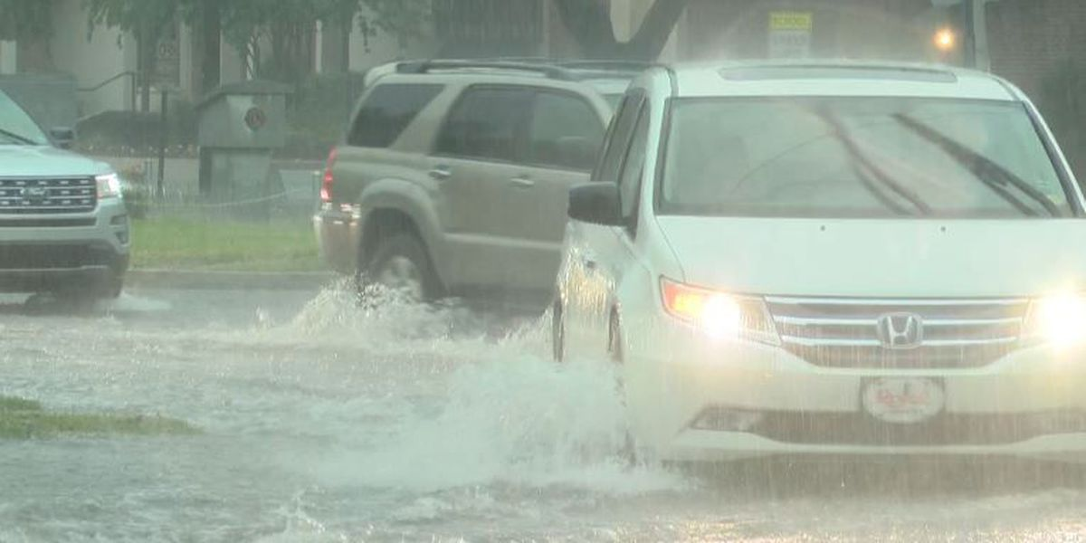 Many across metro area keep close eye on flooded streets