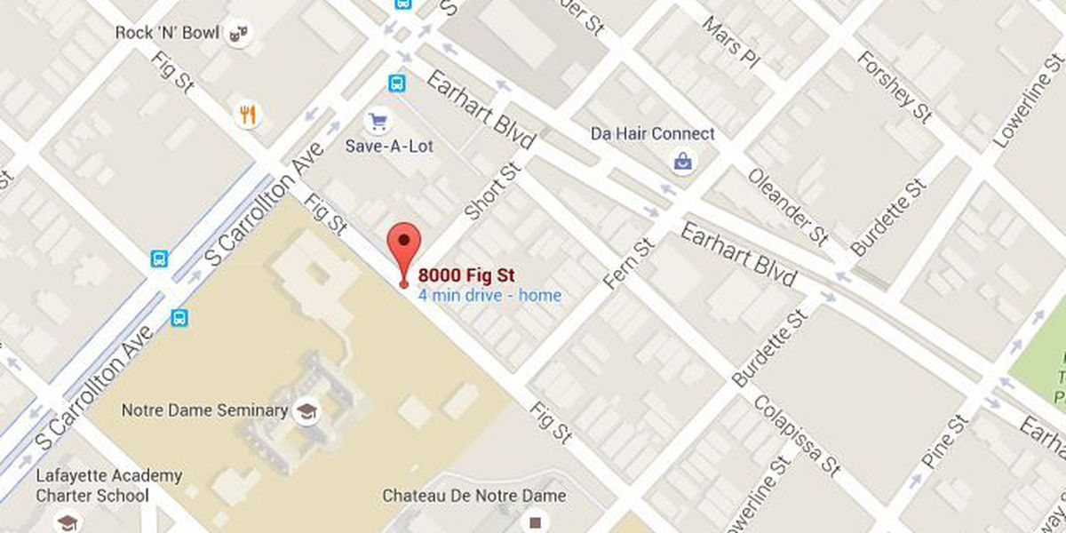 Three men robbed in Fig Street home invasion