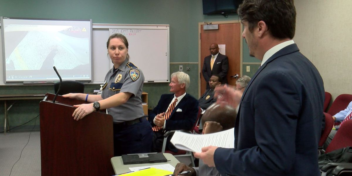 BRPD officer given shorter suspension after incident in which she violated policy