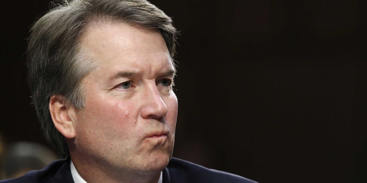 College classmate claims Kavanaugh exposed himself to her at party