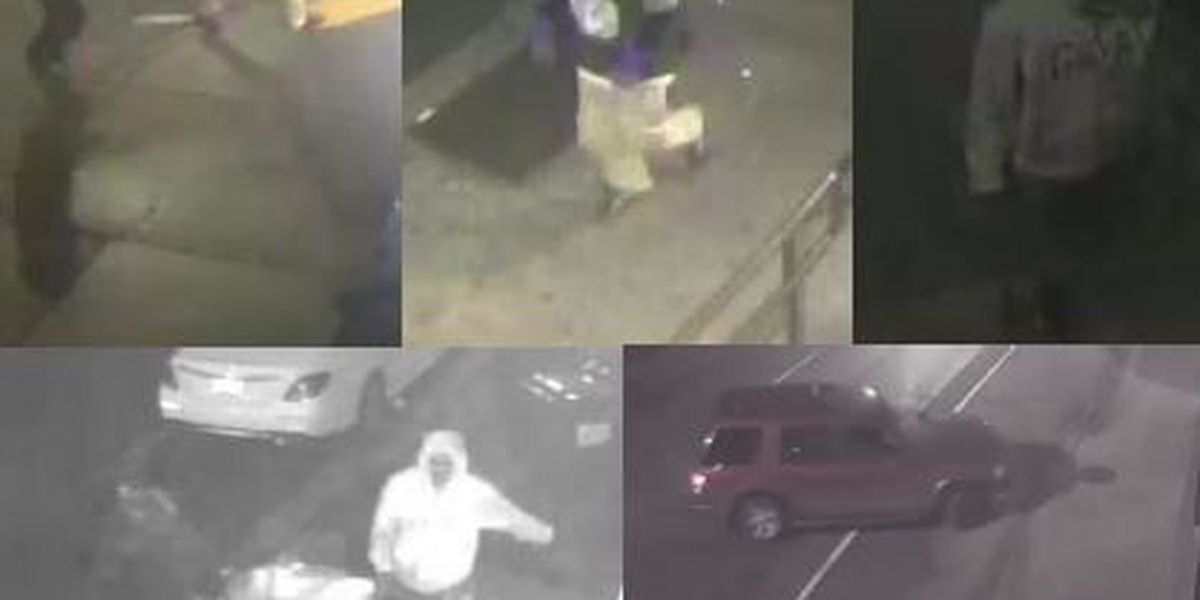 VIDEO: NOPD searching for suspects caught burglarizing New Orleans East business