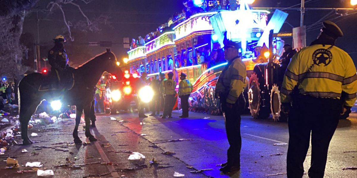 1 killed in float accident during Endymion, most of parade canceled