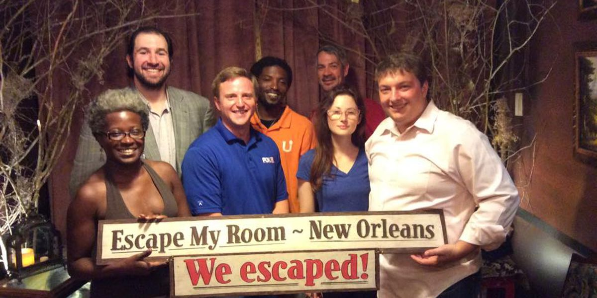 NOLA attraction has visitors running for the exit