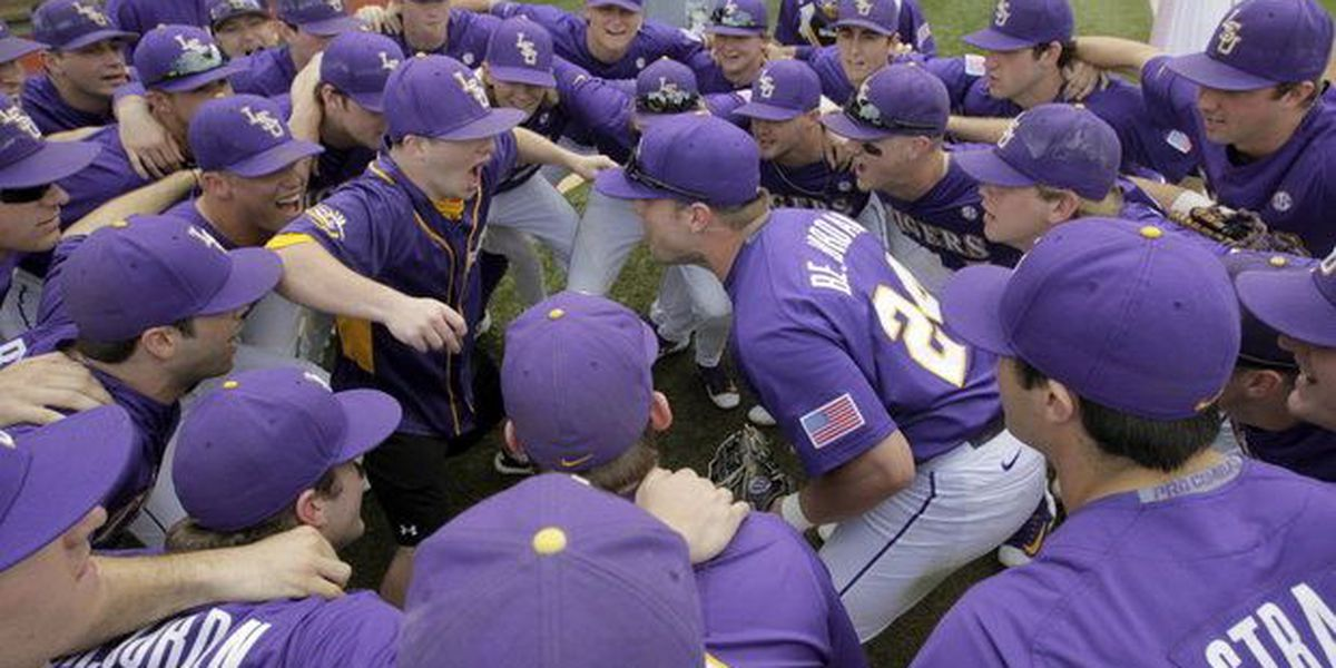 LSU baseball edges Tennessee, 2-1