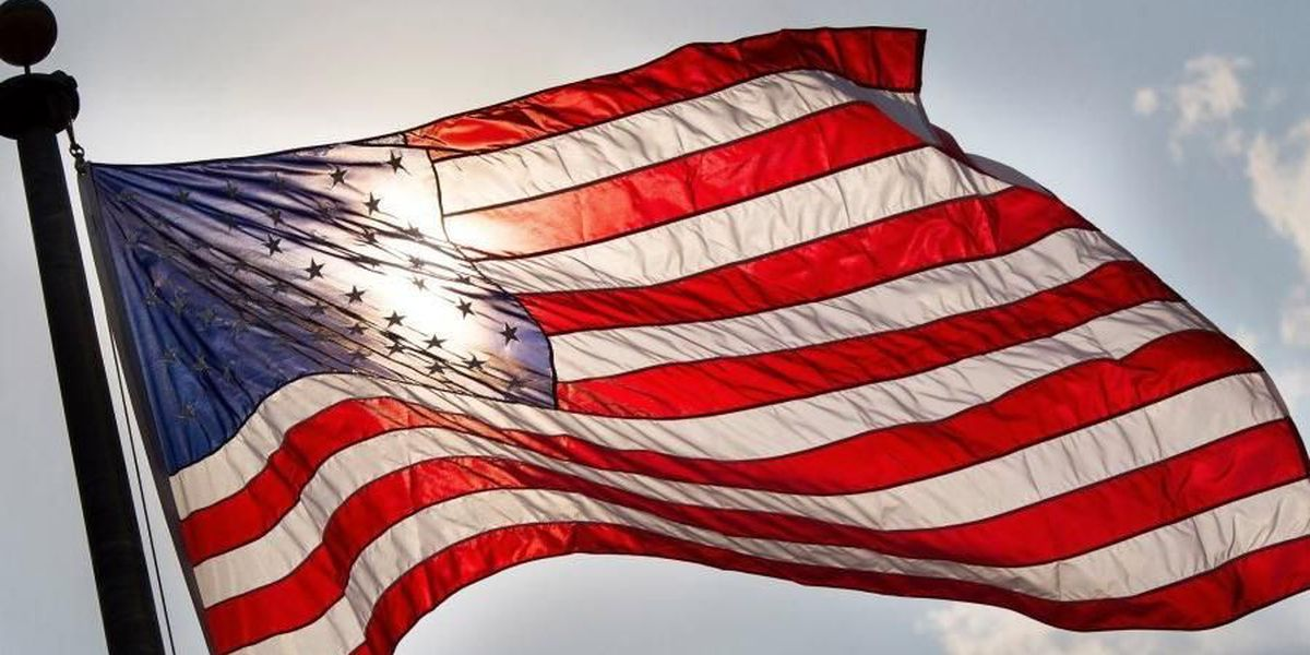 Flags to be raised July 4th at Veterans medical center