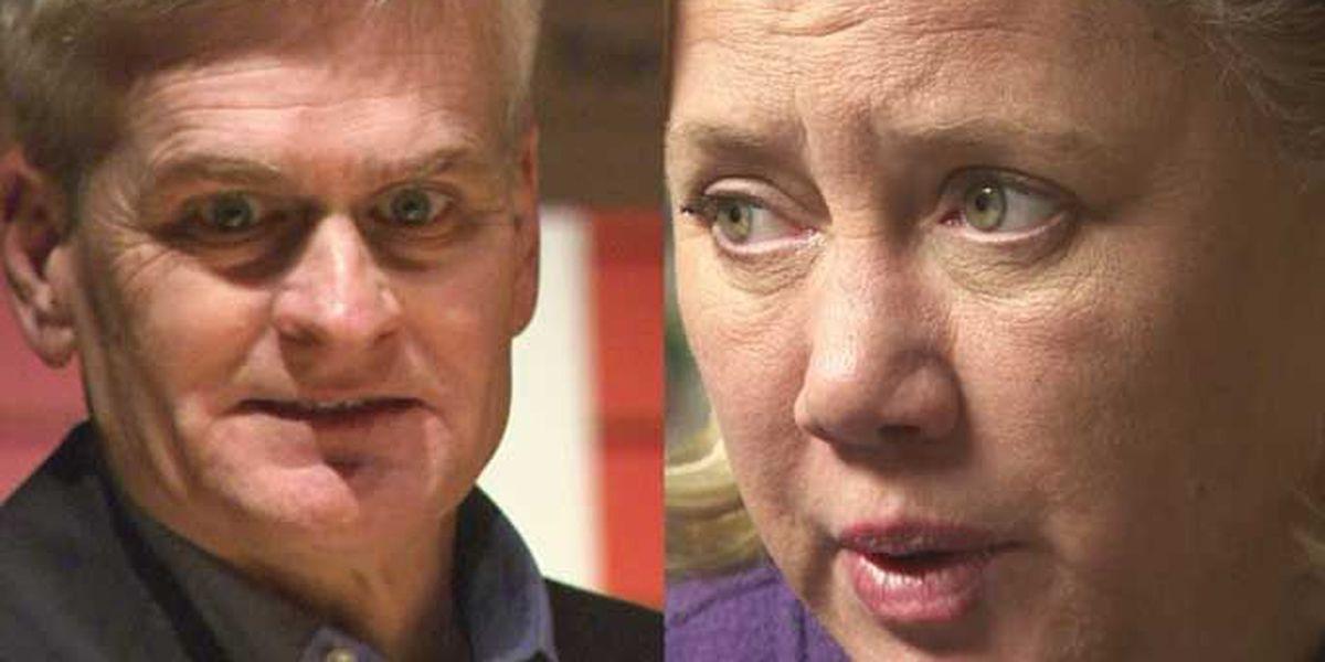 Senate candidates prepare for lone debate of run-off election