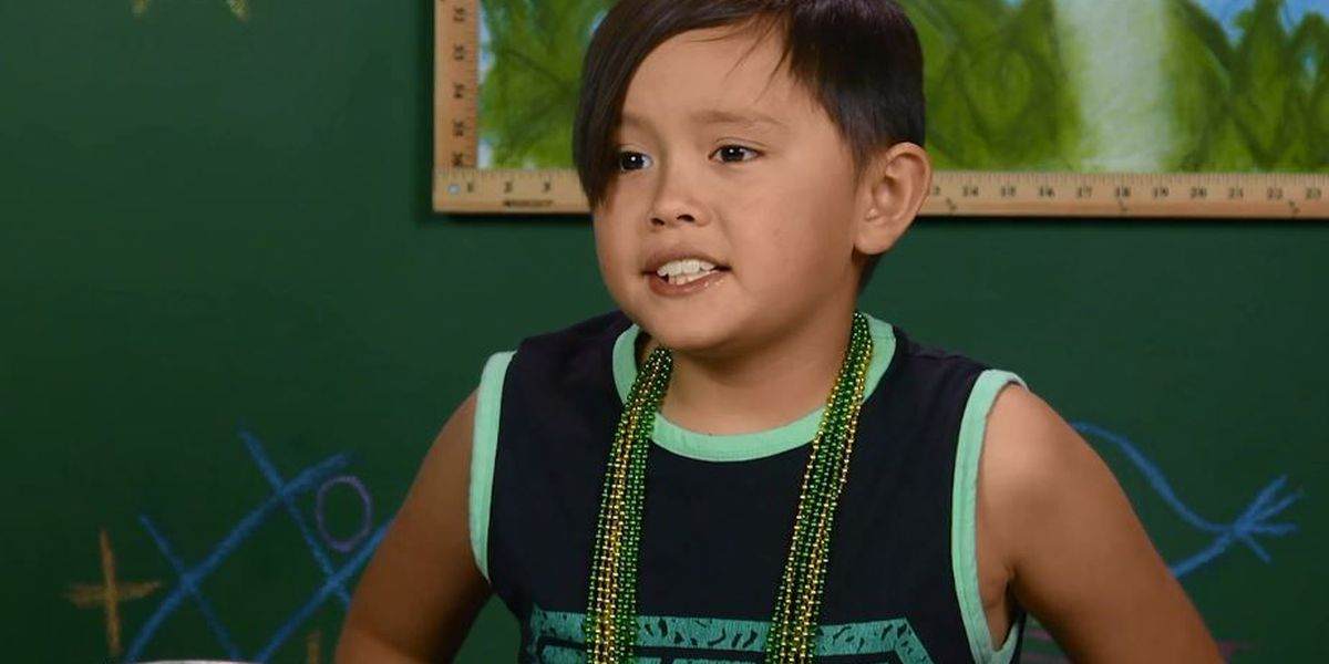 Video of kids reacting to 'authentic' Mardi Gras foods leaves Louisianians scratching heads