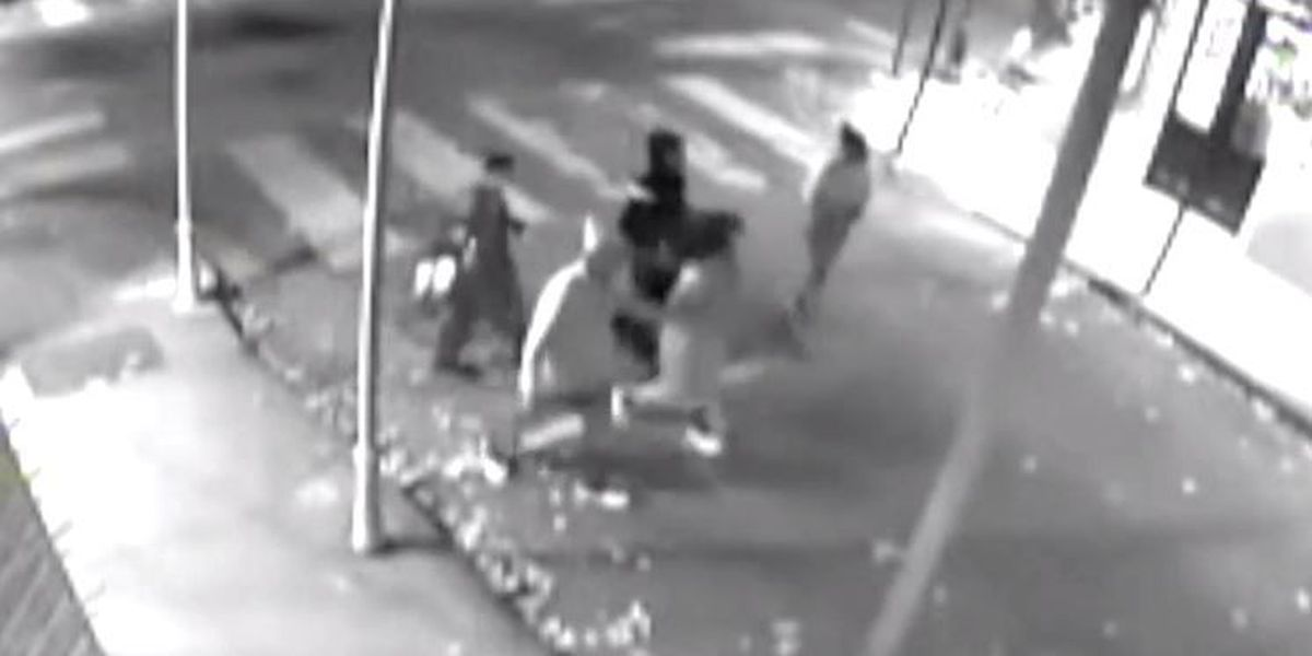 Group wanted for Christmas morning beating, attempted robbery in French Quarter