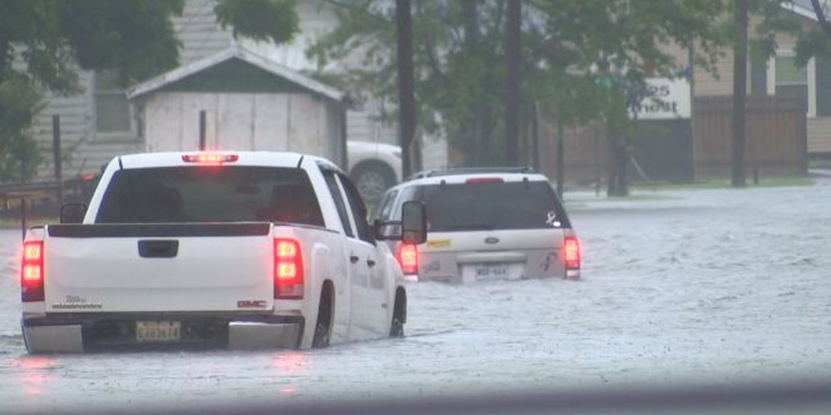 Gov. Edwards declares state of emergency due to ongoing flood/severe weather threat in Southwest Louisiana