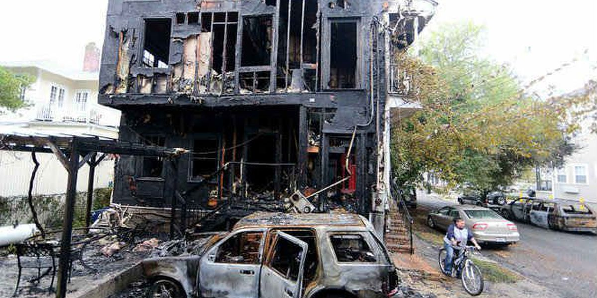 Fire victim's relative wants justice in suspected arson case