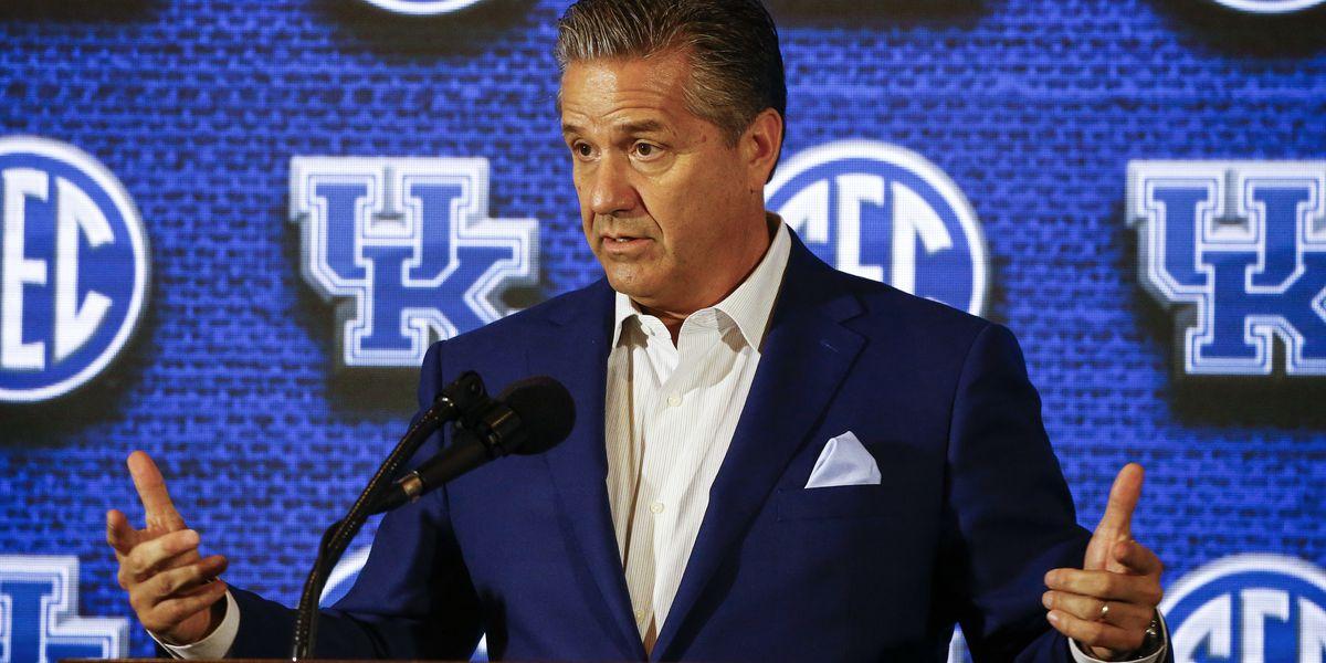 SEC banking on some veteran stars _ even Kentucky