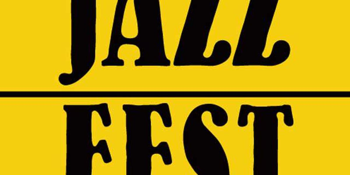 City issues annual Jazz Fest reminders