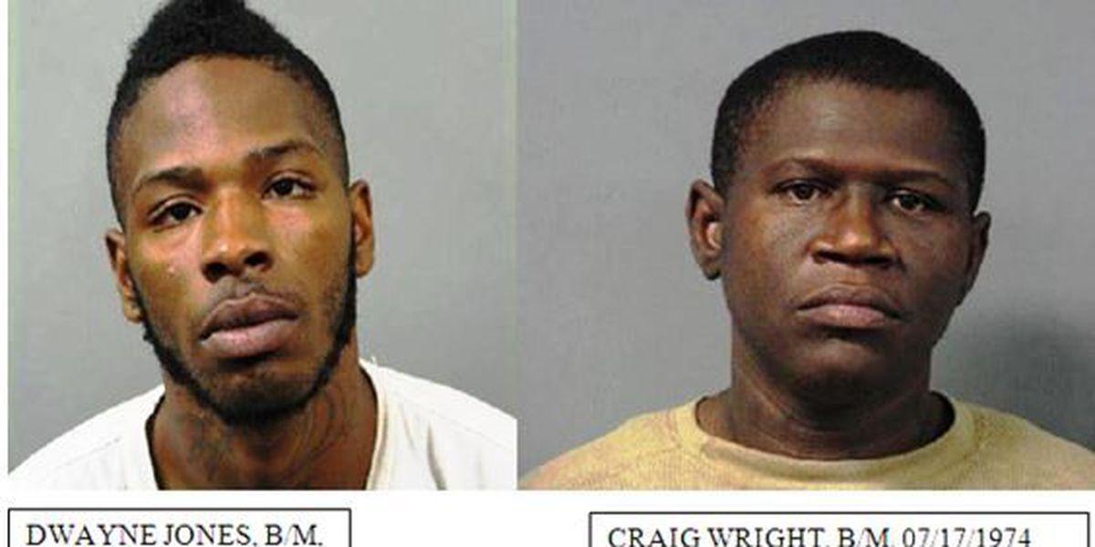 NOPD: Construction site burglary suspects identified