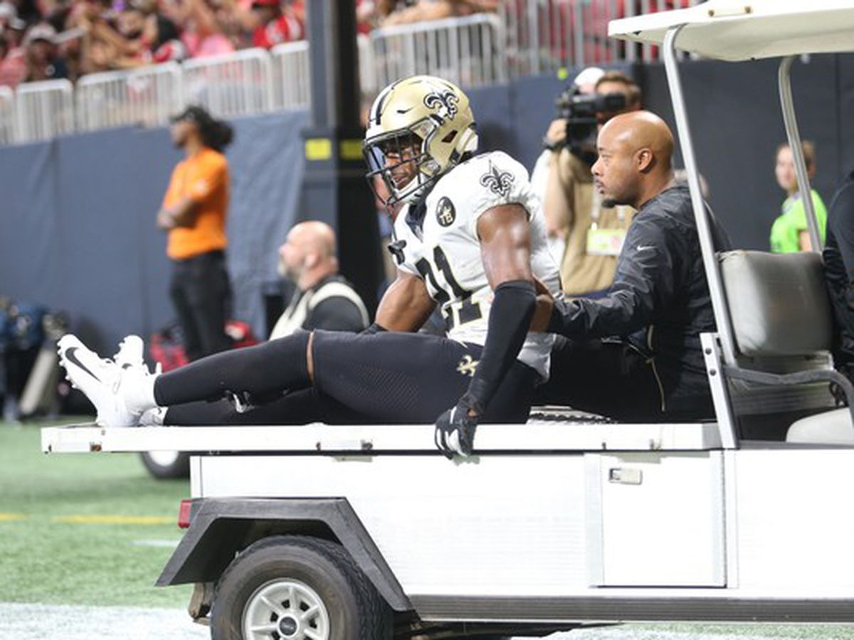 Source: Saints place cornerback Patrick Robinson on injured reserve