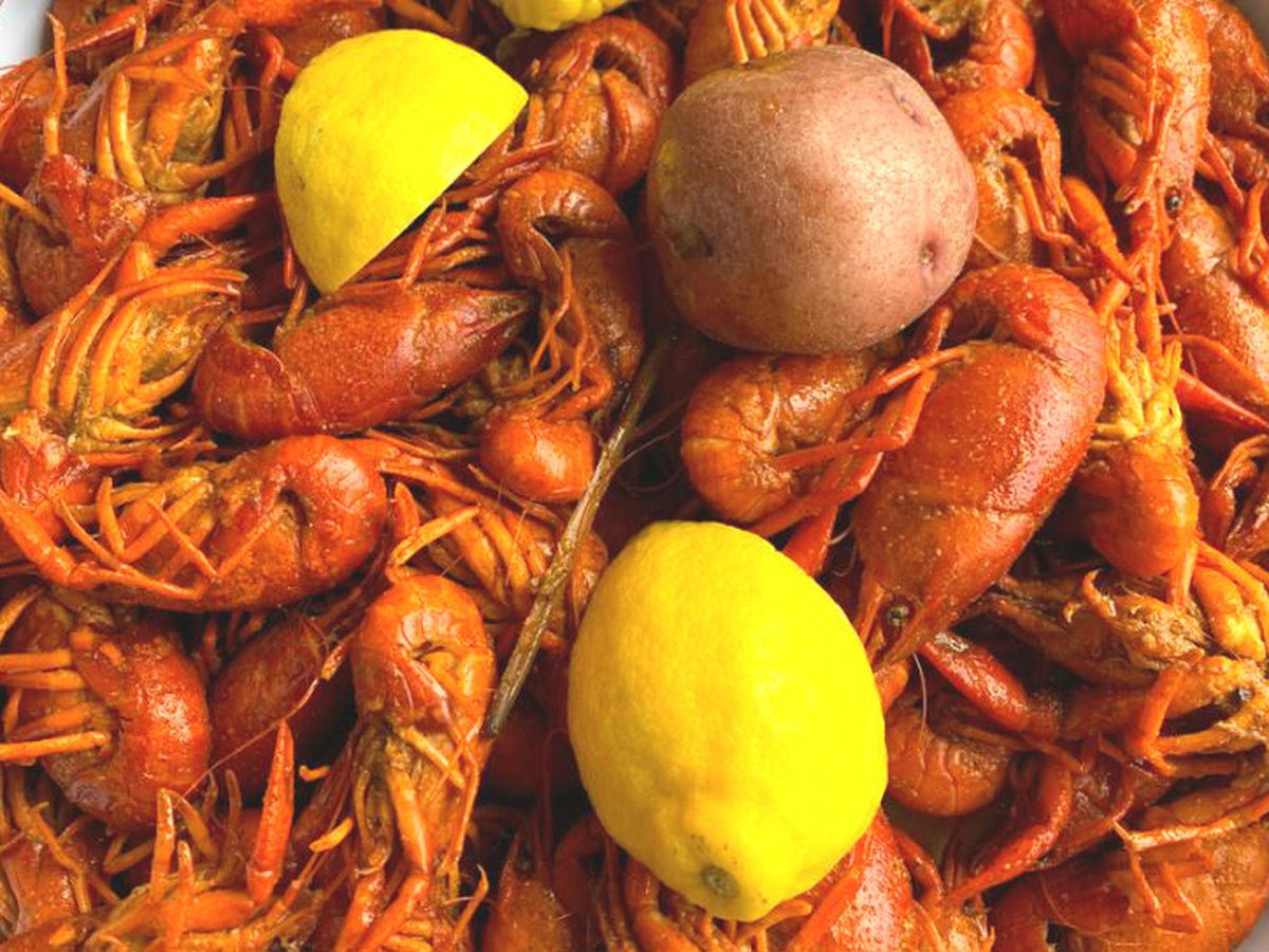 This season's crawfish prices are the highest they've ever been, says seafood restaurant owner