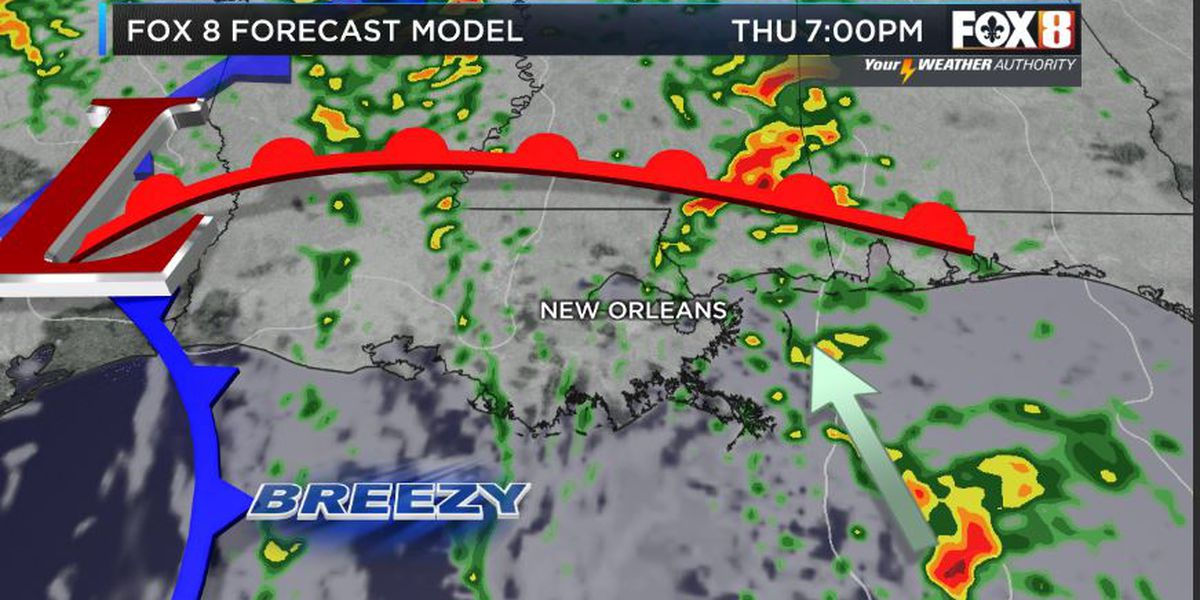 Bruce: A Rainy And Possible Stormy End To 2020