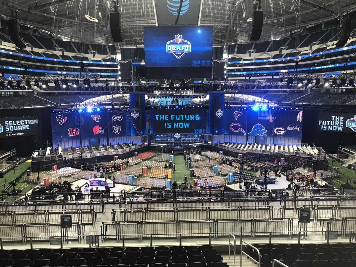 NFL Draft headed to Vegas in 2020