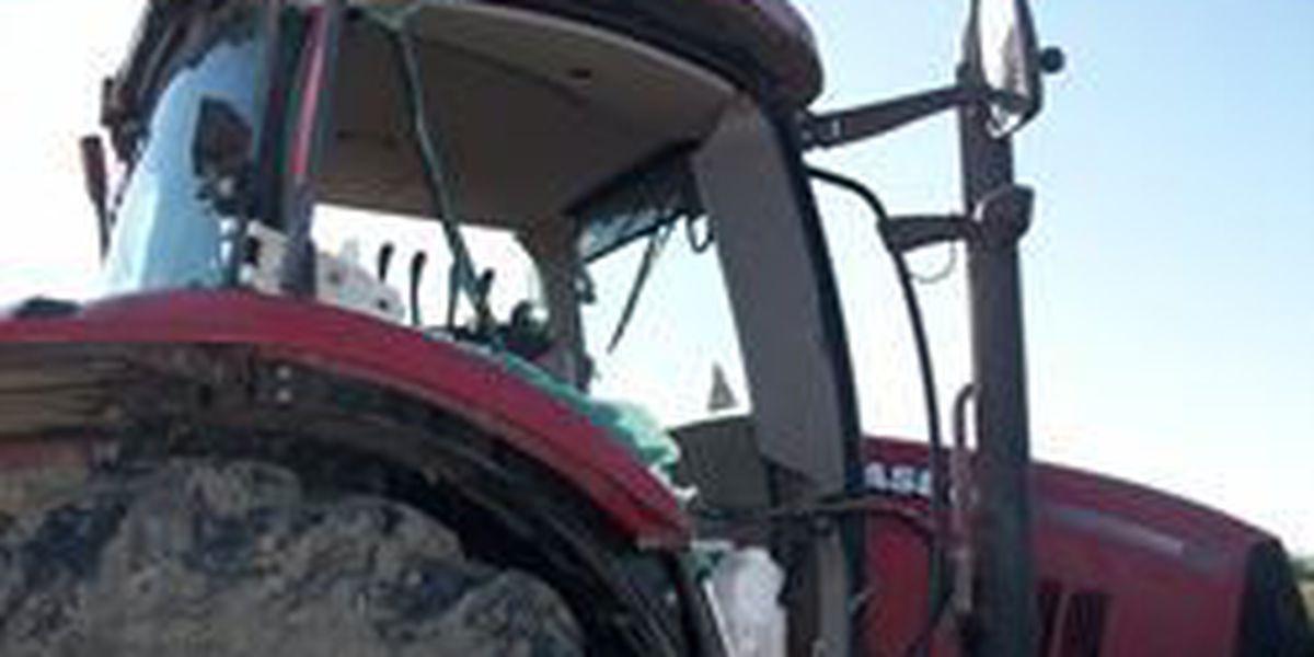 Cash reward offered for information on farm vandal