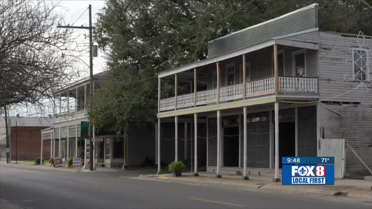 Heart of Louisiana: Endangered Places