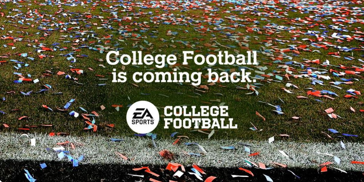 Could the return of college football video game pressure efforts for student-athletes to get paid?