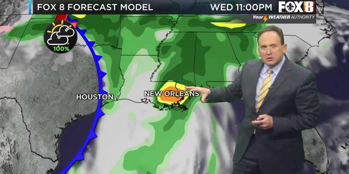 Bruce: Monday Afternoon Tropical Update