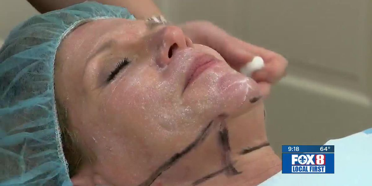Fighting Aging: Remolding facial fat